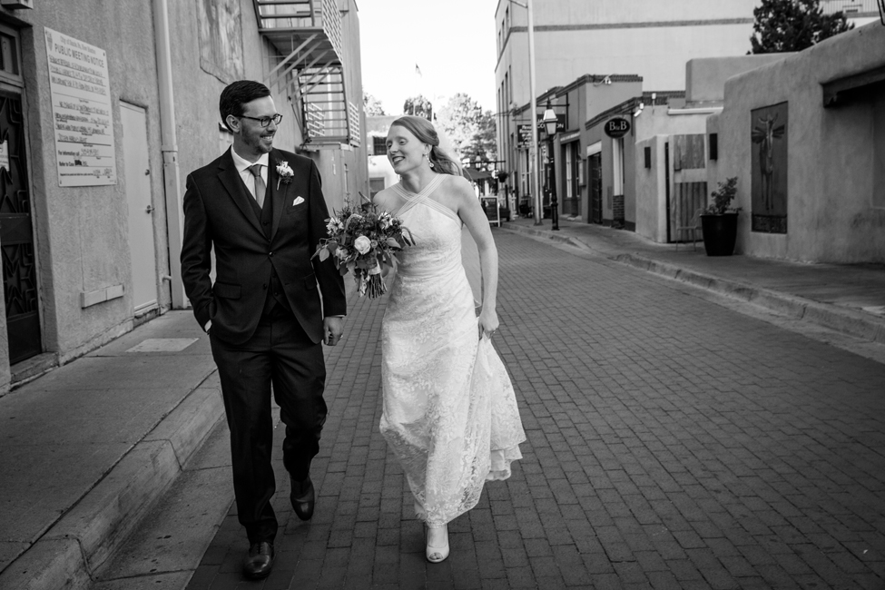Melanie West wedding photography - Santa Fe, NM